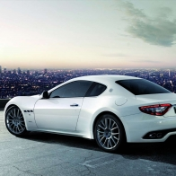 2010 Maserati Granturismo S Automatic Hd Wallpapers