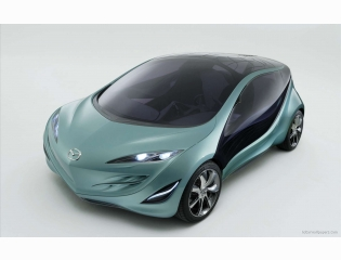 2010 Mazda Sky Concept Hd Wallpapers