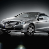 2010 Mercedes Benz E Class Coupe 2 Hd Wallpapers