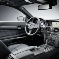 2010 Mercedes Benz E Class Coupe Interior Hd Wallpapers