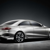 2010 Mercedes Benz F800 Style Concept 3 Hd Wallpapers