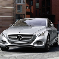 2010 Mercedes Benz F800 Style Concept 4 Hd Wallpapers