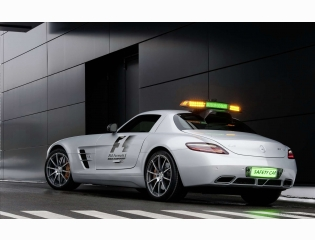 2010 Mercedes Benz Sls Amg F1 Safety Car 2 Hd Wallpapers
