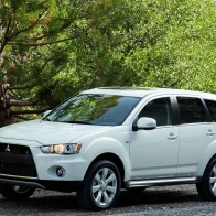 2010 Mitsubishi Outlander Gt Hd Wallpapers