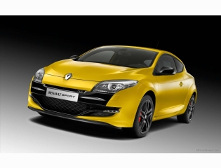 2010 New Megane Renault Sport Hd Wallpapers
