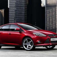 2010 Next Generation Ford Focus Hd Wallpapers