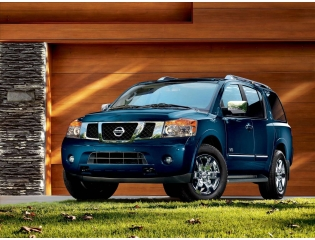 2010 Nissan Armada Hd Wallpapers
