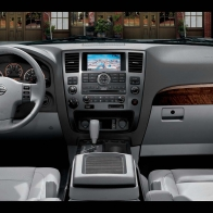 2010 Nissan Armada Interior Hd Wallpapers