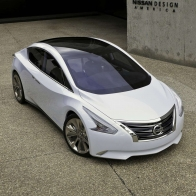 2010 Nissan Ellure Concept Hd Wallpapers