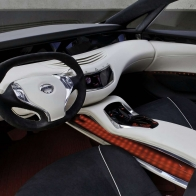 2010 Nissan Ellure Concept Interior Hd Wallpapers