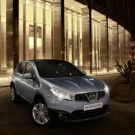 2010 Nissan Qashqai Crossover 2 Hd Wallpapers