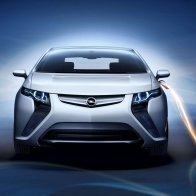 2010 Opel Ampera Hd Wallpapers
