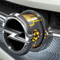 2010 Opel Concept Hd Wallpapers