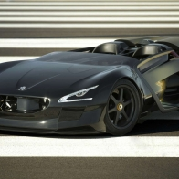 2010 Peugeot Ex1 Concept Hd Wallpapers