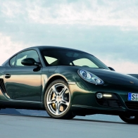 2010 Porsche Cayman Hd Wallpapers