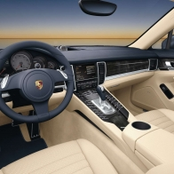 2010 Porsche Panamera Interior Hd Wallpapers