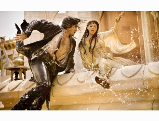 2010 Prince Of Persia The Sands Of Time Movie Wallpapers
