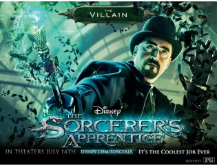 2010 The Sorcerers Apprentice Movie Wallpapers