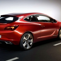 2010 Vauxhall Gtc Paris Concept 2 Hd Wallpapers