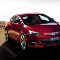 2010 Vauxhall Paris Concept Hd Wallpapers