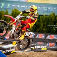 2011 Ama Supercross Eli Tomac Wallpaper