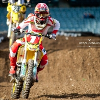 2011 Ama Supercross Ryan Dungey Wallpaper