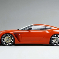 2011 Aston Martin V12 Zagato Concept Wallpapers