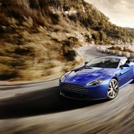 2011 Aston Martin V8 Vantage S Wallpapers