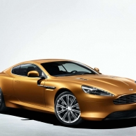 2011 Aston Martin Virage Wallpapers