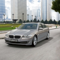 2011 Bmw 5 Series Hd Wallpapers
