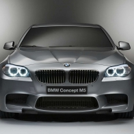 2011 Bmw M5 Concept Car 2 Hd Wallpapers