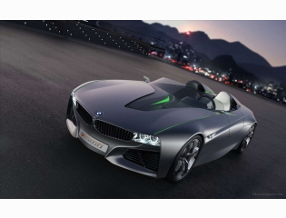 2011 Bmw Vision Connected Drive Concept Hd Wallpapers