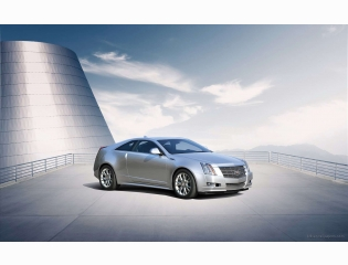 2011 Cadillac Cts Coupe 2 Hd Wallpapers