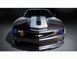 2011 Camaro Synergy Series Wallpaper