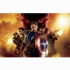 2011 Captain America First Avenger Wallpapers