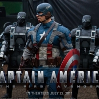 2011 Captain America Wallpapers