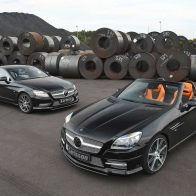 2011 Carlsson Mercedes Benz Slk Hd Wallpapers
