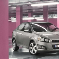 2011 Chevrolet Aveo Sedan Hd Wallpapers
