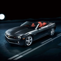 2011 Chevrolet Camaro Convertible 3 Hd Wallpapers