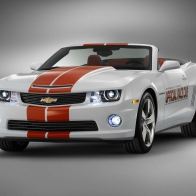 2011 Chevrolet Camaro Convertible 5 Hd Wallpapers