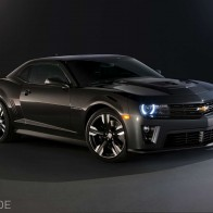 2011 Chevrolet Camaro Zl1 Carbon Wallpaper