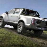 2011 Chevrolet Colorado Rally Concept 2 Hd Wallpapers