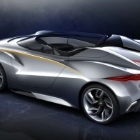 2011 Chevrolet Mi Ray Roadster Concept 2 Hd Wallpapers