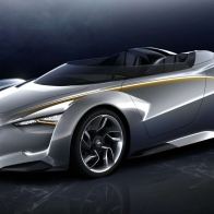 2011 Chevrolet Mi Ray Roadster Concept Hd Wallpapers