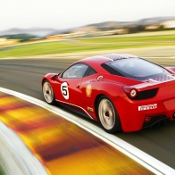 2011 Ferrari 458 Challenge 2 Hd Wallpapers