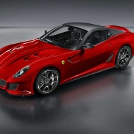 2011 Ferrari 599 Gto Hd Wallpapers