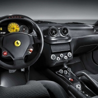 2011 Ferrari 599 Gto Interior Hd Wallpapers
