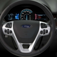 2011 Ford Edge Interior Hd Wallpapers