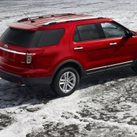 2011 Ford Explorer Hd Wallpapers