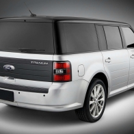 2011 Ford Flex Titanium 2 Hd Wallpapers
